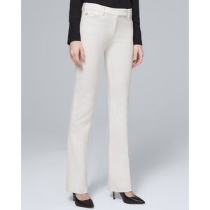 White House Black Market Boot Cut Pants
